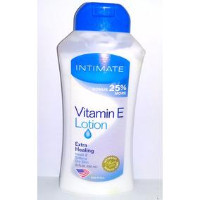 Intimare Vitamina E Crema Piel Cuerpo Manos Navidad Regalo
