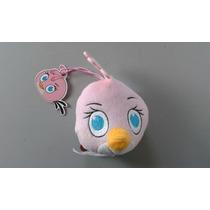 Estela De Pelúcia Angry Birds Mc Donalds
