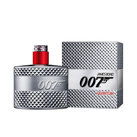 Perfume James Bond Quantum Masculino Eau De Toilette 75ml