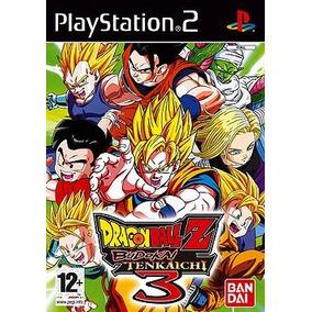 Dragon Ball Z Budokai Tenkaichi 3 Patch Ps2