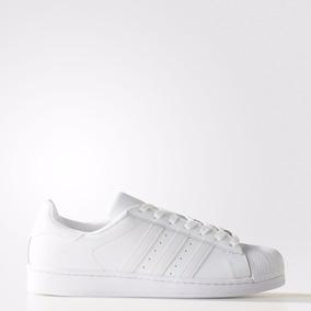 Tenis adidas Super Star Branco Original Nota Fiscal