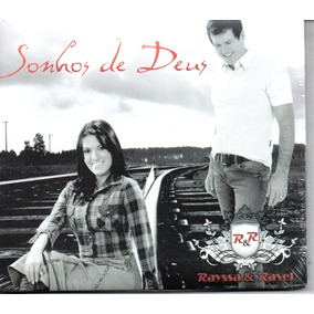 Cd Rayssa E Ravel - Sonhos De Deus