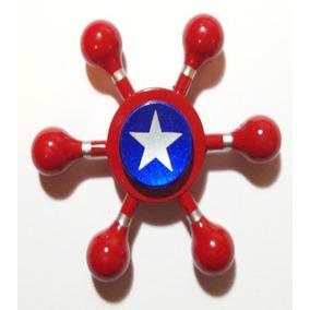 Fidget Spinner Anti Estrés Y Ansiedad 6 Esferas