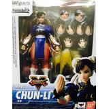 Chun Li Sh Figuarts Street Fighter Bandai