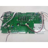 Placa Do Painel Frontal E De Comandos Som Philips Nitro Nx9