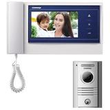 Video Portero Intercomunicador Commax Cdv70n2 Monitor Led 7