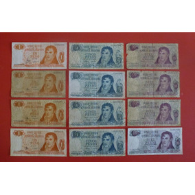 Lote De 72 Billetes Argentina-brasil-uruguay