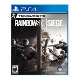 Juego Playstation 4 Rainbow Six: Siege Ibushak Gaming