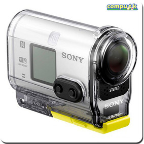 Sony Action Cam As100v Wi-fi Y Gps 170º Waterpoof Like Gopro