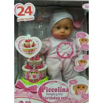 Muñeca Nenuco Feliz Cumpleaños Con Sonidos