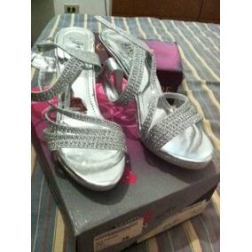 Zapato De Dama Para Fiesta Tipo Sandalia Jepa Fashion