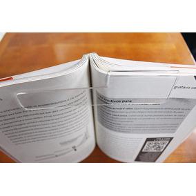 Prendedor Folhas Marcador Página Perfeito Para Suporte Livro