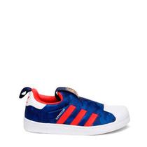 Zapatillas Adidas Originales Importadas Superstar 360 Kids