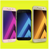 Samsung Galaxy A5 2017 16mp 4g Lte 32gb 3 Ram 1.9ghz