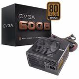 Fuente Evga Bronze 600w 80 Plus Bronze Sata 6 Pci-e 2