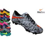 8e2c283c4d Chuteira Nike Campo Hypervenom Neymar Amarela - Futebol no Mercado ...