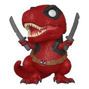Figura Funko Pop, Dinopool - 777 - Deadpool
