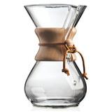 Kit Cafetera Chemex Classica De 6 Tzas C/filtros, Barista