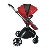 Baby Kits - Coche Para Bebe Travel System F80 - Rojo