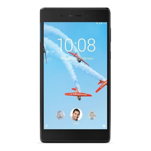"""Tablet  Lenovo Essential Tab 7 TB-7304F 7"""" 8GB negra con memoria RAM 1GB"""