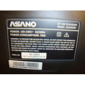 Pantalla Completa Tv Color Asano 32 Con Instalacion Gratis