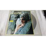 Salome Richard Strauss Karl Bohm Laser Disc