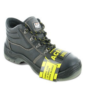 Oferta Bota Seguridad Good Safety Mod 404 C/punta De Hierro