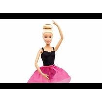 Barbie Bailarina Maestra De Ballet Ballerina Entrenadora