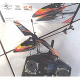 Helicóptero V911 Wltoys 4 Canais - Mini Helicoptero-barato