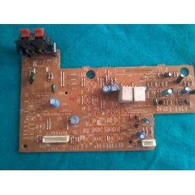 Placa De Potência Som Toshiba Ms-7310cd Ms-7313 100% Boa
