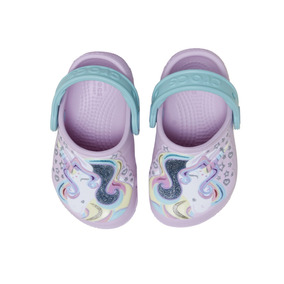 Sandalias Crocs Fun Lab Clog K Niña Rs/va