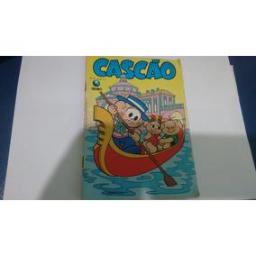 Revista Gibi Cascão - Nº 63 - Maio 1989 - Editora Globo