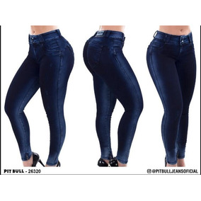 Calça Jeans Feminina Pitbull 26320 Original