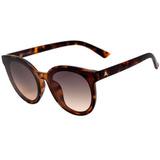 Oculos Sol Atitude At5383 G21 Marrom Mesclado Marrom Degradê fa10f579bb