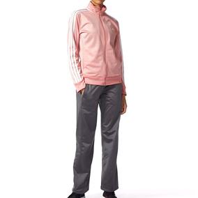 Conjunto Pants Con Sudadera Back 2 Basic Mujer adidas Bp8226