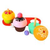 Cupcakes Da Coleção Brincando De Comidinha