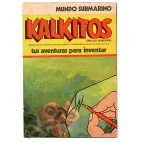 Kalkitos Mundo Submarino - Usado - Tamaño Chico