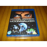 Bluray Michael Jackson / Moonwalker (nuevo Y Sellado)