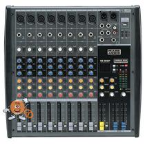 Mesa De Som Mark Audio Cmx08 Usb Sd Player Frete Grátis