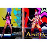 Dvd Anitta Show Das Poderosinhas - Multishow