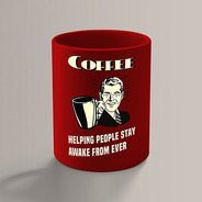 Caneca Coffee Helping