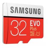 Samsung Micro Sdhc 32gb Classe10 Evo Plus 95mb/s Sd Origina