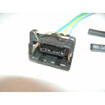 Soquete Conector Chicote Tps Sensor Borboleta Kombi Ar 1600