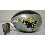 Bola Nfl Falcons Flintstones Barney Futebol Americano