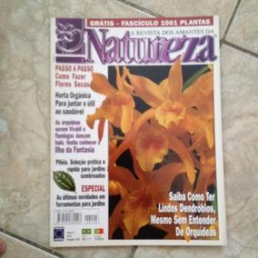 Revista Natureza N9 129 Horta Orgânica / Orquídeas Dendróbio