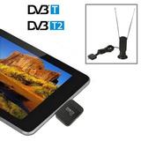 Receptor Tv Dvb-t Isdb-t Digital Micro Usb Movil Reloj