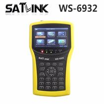 Localizador Satélite Satlink Ws-6932 Hd Original