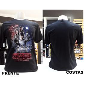Camiseta Stranger Things, Loja Tribbos Store