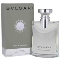 Perfume Bvlgari Pour Homme Caballero (100ml) -- Original
