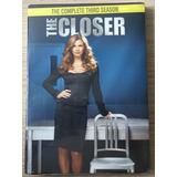 The Closer - Season 3 Dvd Imp Áudio Português Fr Grátis